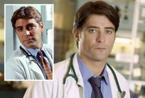 ER Goran Visnjic George Clooney