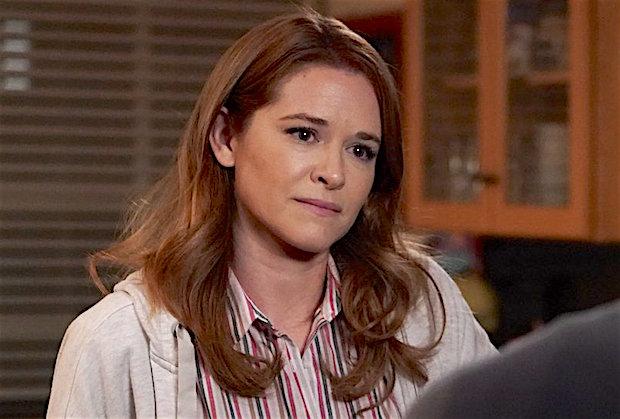 Grey's Anatomy Sarah Drew April Return