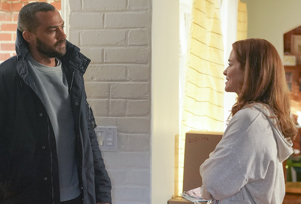 Newly Released Grey's Anatomy Photos of the Wine-Soaked 'Japril' Reunion Make It Seem Like Old Times