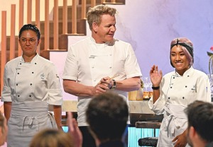 Hells Kitchen Finale