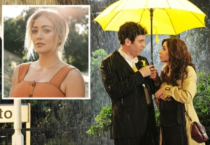 Hilary Duff in 'How I Met Your Father'
