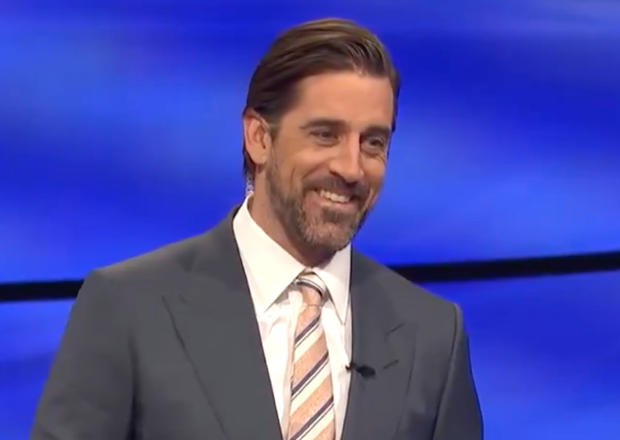 Jeopardy! Video: Watch Contestant Tease Guest Host Aaron Rodgers About Green Bay Packers' Playoff Loss