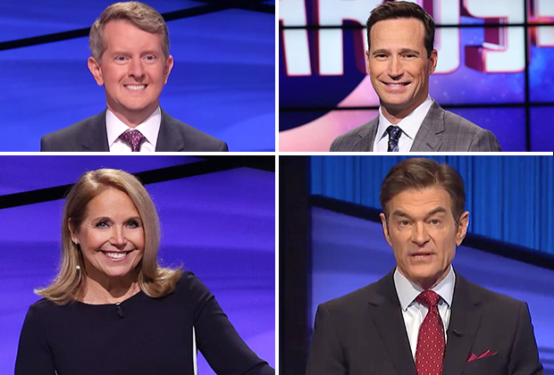 Jeopardy Guest Host poll