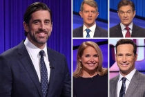 Aaron Rodgers' Jeopardy! Stint Set to End -- How Does He Stack Up Against the Guest Host Competition? Vote!