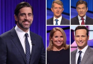 Jeopardy Aaron Rodgers Poll