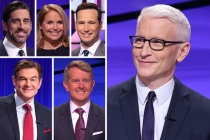 Anderson Cooper's Jeopardy! Stint Set to End -- How Does He Stack Up Against His Guest Host Rivals? Vote!