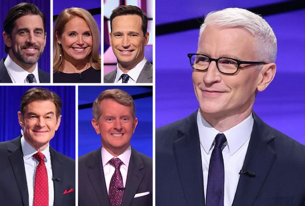 Anderson Cooper Jeopardy Poll
