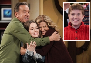 Last Man Standing 9x14 - Eve Returns, Boyd Is Mentioned