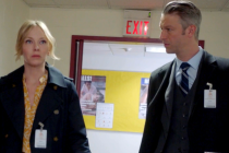 Law & Order: SVU's Carisi and Rollins Are Dating! (Or At Least, That's What Her Dad Thinks) -- Watch Video