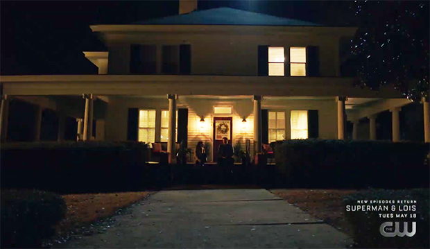 Legacies Damon Elena House