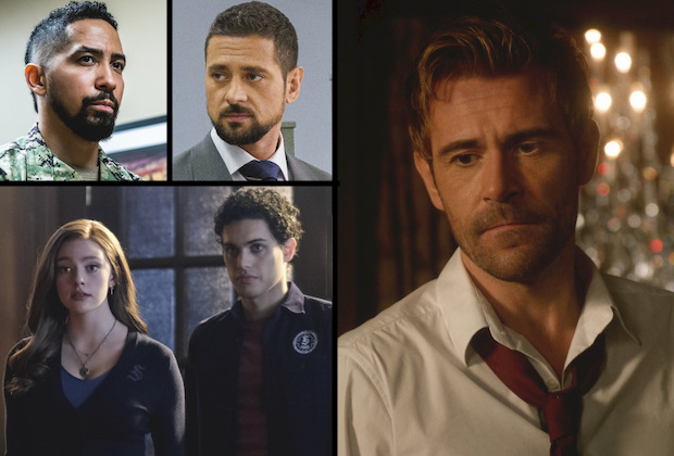Matt's Inside Line: Scoop on Legends, Chicago Fire, Manifest, Legacies, Zoey's, S.W.A.T., Magnum, SEAL Team and More