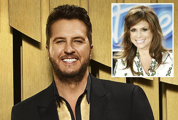 Luke Bryan COVID American Idol