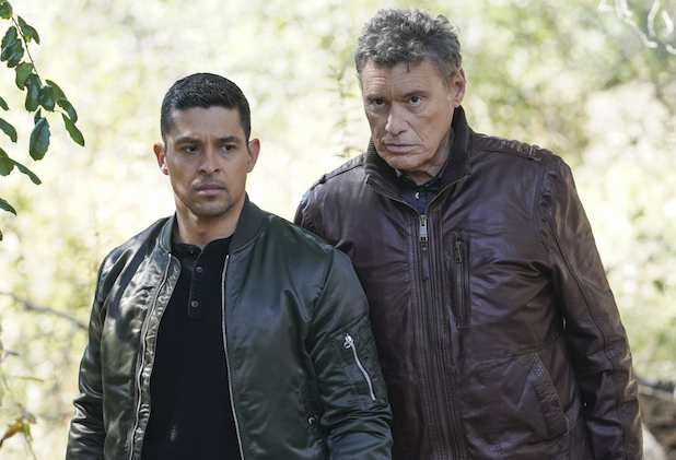 NCIS Torres Father