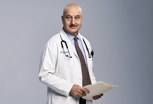 NEW AMSTERDAM -- Season: Pilot -- Pictured: Anupam Kher as Dr. Vijay Kapoor -- (Photo by: Jeff Riedel/NBC