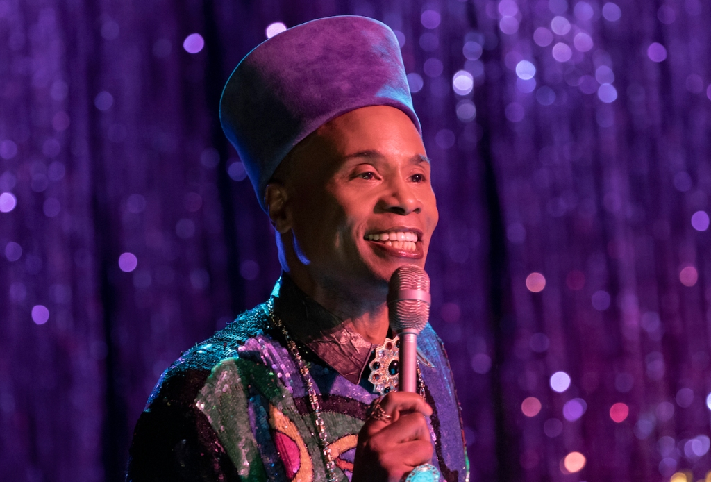 Performer of the Week: Billy Porter