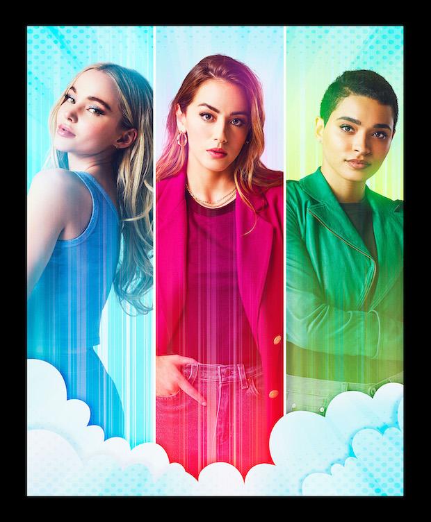 As Meninas Superpoderosas são todas crescidas no primeiro olhar do live-action da CW 1
