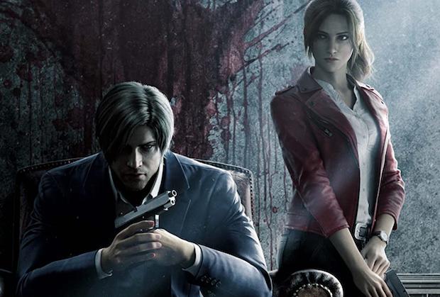 Resident Evil: Infinite Darkness': Zombies Storm White House in Netflix  Anime Series | TVLine
