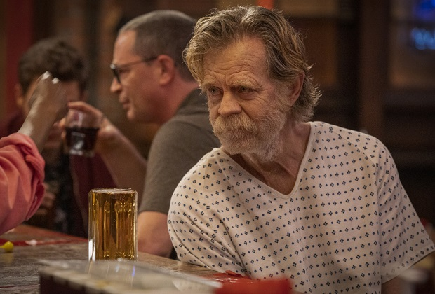 "William H. Macy as Frank Gallagher  in SHAMELESS, ""Father Frank, Full of Grace"". Photo Credit: Paul Sarkis/SHOWTIME."