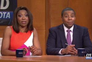 SNL Cold Open: Minnesota News Crew Debates Derek Chauvin Trial (Video)