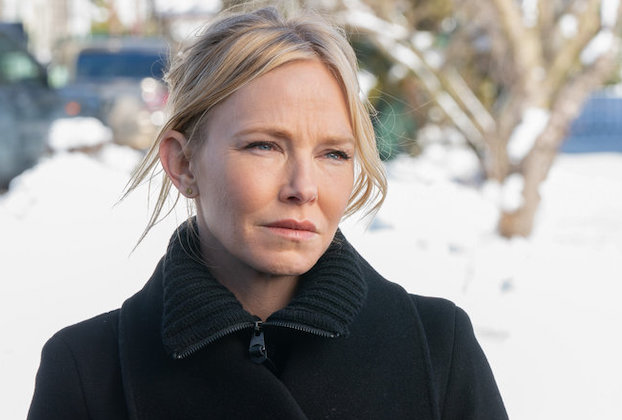 "LAW & ORDER: SPECIAL VICTIMS UNIT -- ""Welcome to the Pedo Motel"" Episode 22010 -- Pictured: Kelli Giddish as Detective Amanda Rollins -- (Photo by: Virginia Sherwood/NBC)"
