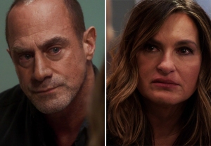 Law and Order SVU Chris Meloni Mariska Hargitay Performance SEason 22