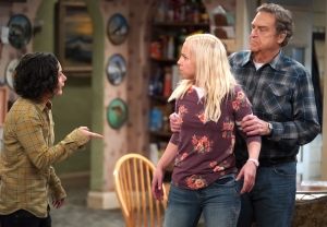 The Conners 3x16 - Becky Alcoholic, Relapses, Goes to Rehab