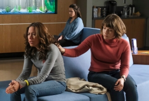The Good Doctor 4x15 - Elizabeth Rodriguez guest-stars as Carina