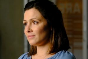 The Good Doctor 4x15 - Italia Ricci guest-stars as Taryn