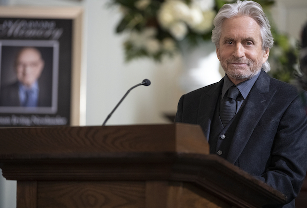 The Kominsky Method Season 3 - Norman Dead