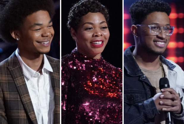 the voice season 20 mashup