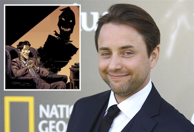 Titans Scarecrow Vincent Kartheiser Jonathan Crane