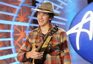 Wyatt Pike American Idol