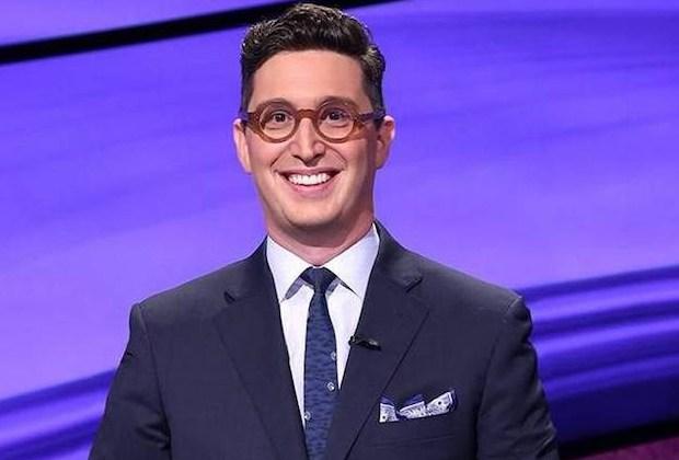 Buzzy Cohen Jeopardy Host