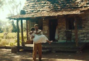 The Underground Railroad, Caesar Carries Cora