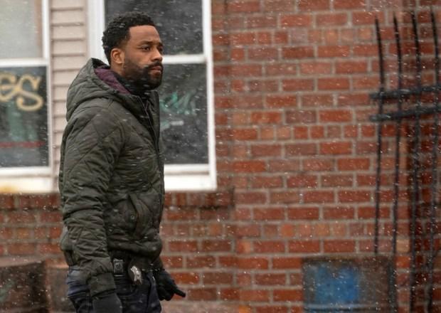 LaRoyce Hawkins in Chicago P.D. Season 8