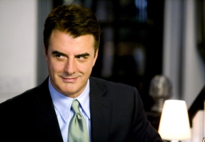 Chris Noth in Sex and the City: The Movie