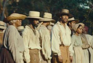 Cora and Caesar, The Underground Railroad