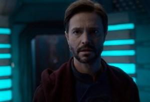 Jason Behr in Supergirl Season 6
