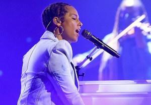 Alicia Keys BBMAs