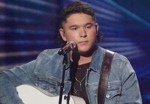 American Idol Caleb Kennedy