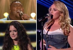 American Idol Results Top 5