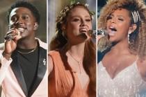 American Idol Video: Eliminated Trio Says Goodbye After Disney Night