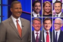 Bill Whitaker's Jeopardy! Stint Set to End -- How Does He Stack Up Against His Guest Host Rivals? Vote!