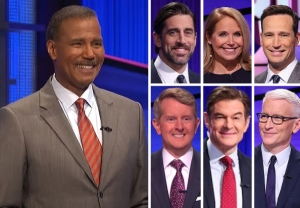 Bill Whitaker Jeopardy host poll