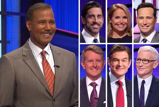 Bill Whitaker's Jeopardy! Stint Set to End — How Does He Stack Up Against His Guest Host Rivals? Vote!