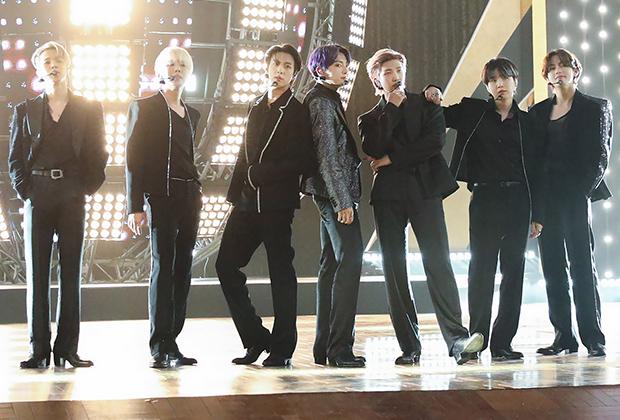 BTS Billboard Music Awards 2021 Performance — Watch 'Butter'