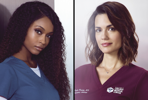 Chicago Med Shocker: Torrey DeVitto, Yaya DaCosta Exit Ahead of Season 7