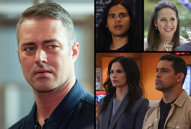 Matt's Inside Line: Chicago Fire Scoop, Plus Handmaid's Tale, Legends, NCIS, Flash, Debris, WCTH, Mayans and More