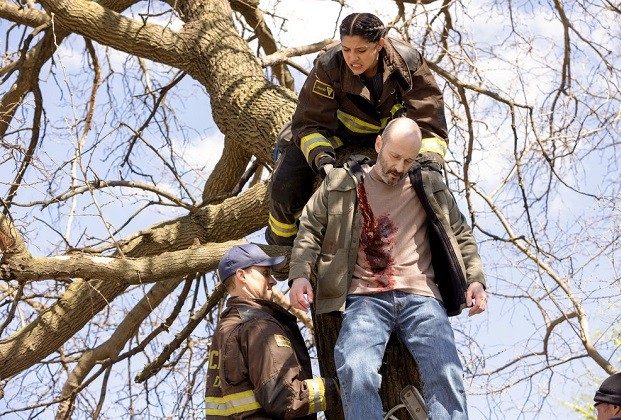Chicago Fire Spoilers