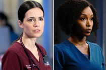 Chicago Med Recap: How the Finale Wrote Out Natalie and April